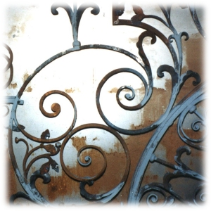 Peter Crownshaw - Metalwork Restoration - Bespoke Blacksmith